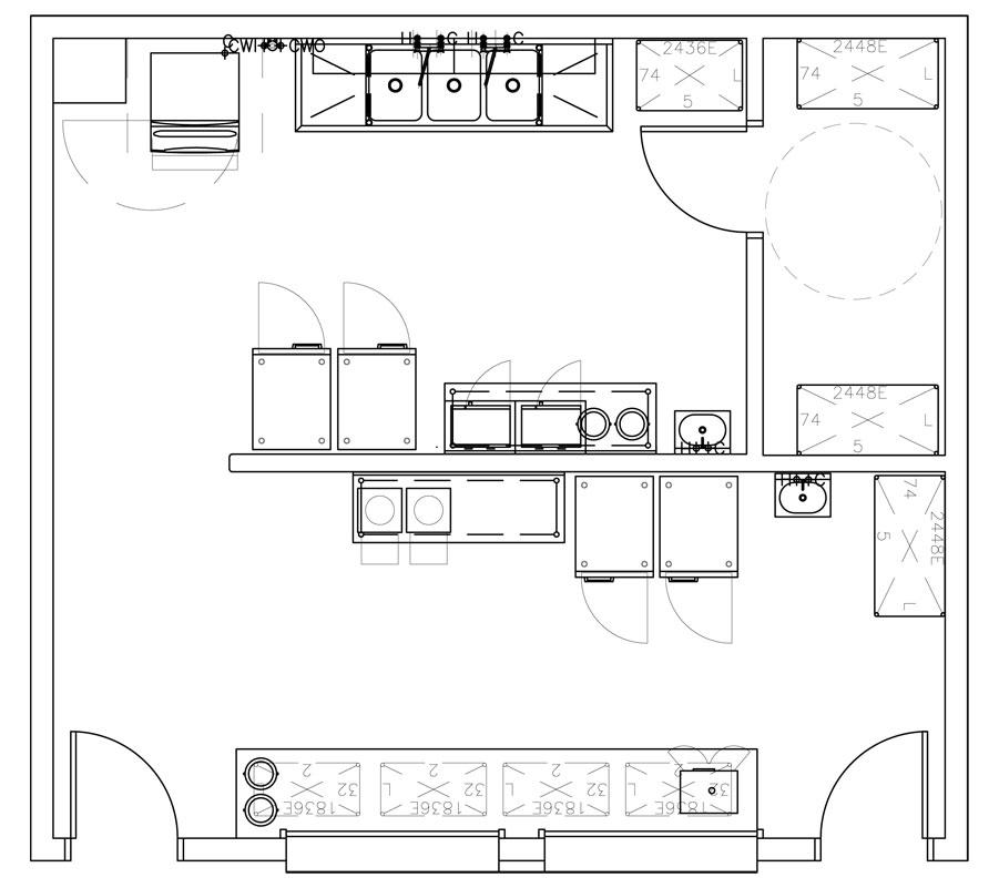 Emejing Plan Snack Bar Images - Transformatorio.us ...