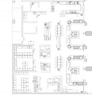 High School 4200 SQ FT Plan 1